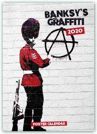 Banksy 2020 - A3 Format Posterkalender, Diverse