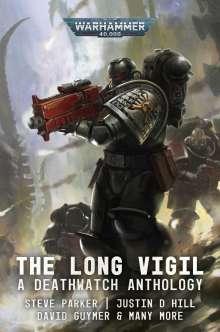 Steve Parker: Deathwatch: The Long Vigil, Buch