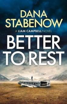 Dana Stabenow: Better to Rest, Buch
