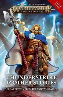 Richard Strachan: Thunderstrike & Other Stories, Buch