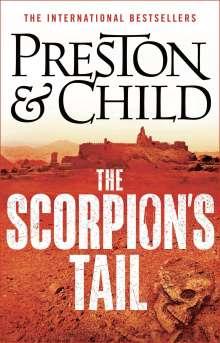 Douglas Preston: The Scorpion's Tail, Buch