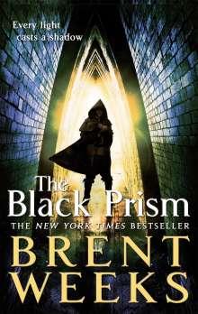 Brent Weeks: Lightbringer 01. The Black Prism, Buch