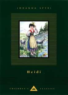Johanna Spyri: Heidi, Buch