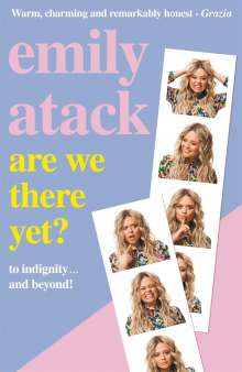 Emily Atack: Are We There Yet?, Buch