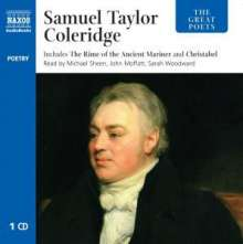 Samuel T. Coleridge: Coleridge, S: Samuel Taylor Coleridge, CD