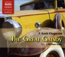 Fitzgerald: The Great Gatsby, CD