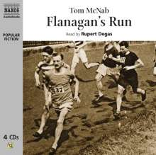 Rupert Degas: Mcnab - Flanagan's Run, 4 CDs