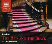 Stendhal: Red & the Black D, CD
