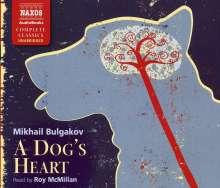 Mikhail Bulgakov: A Dog's Heart, CD