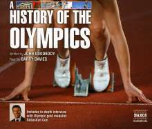 A History of the Olympics, 6 CDs