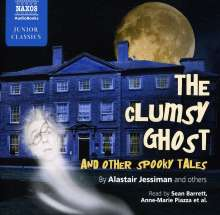 The Clumsy Ghost, 2 CDs