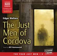 The Just Men of Cordova, 5 CDs