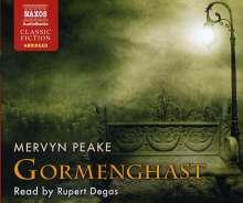 Mervyn Peake: Gormenghast D, CD