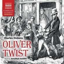 Oliver Twist, 13 CDs