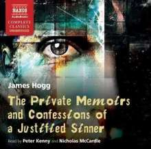 The Private Memoirs and Confessions of a Justified Sinner, 7 CDs