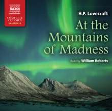 At the Mountains of Madness, 4 CDs