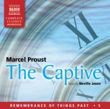 Proust, M: CAPTIVE                    16D, 16 CDs