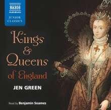Kings & Queens of England, 2 CDs