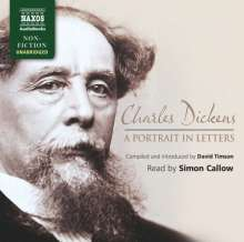 Charles Dickens: A Portrait in Letters, 4 CDs