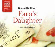 Faro's Daughter, 4 CDs