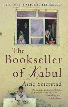Åsne Seierstad: The Bookseller of Kabul, Buch