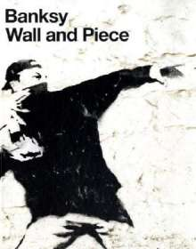 Robin Banksy: Wall and Piece, Buch