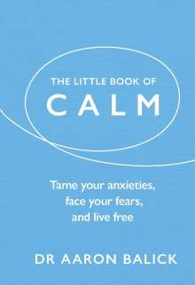 Aaron Balick: The Little Book of Calm, Buch