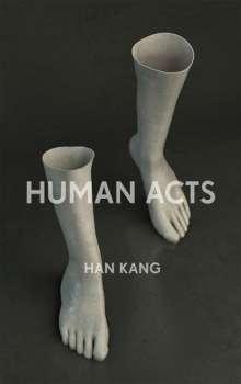 Han Kang: Human Acts, Buch