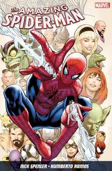 Nick Spencer: Amazing Spider-man Vol. 2: Friends And Foes, Buch