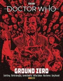 Scott Gray: Doctor Who: Ground Zero, Buch