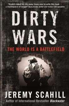 Jeremy Scahill: Dirty Wars, Buch