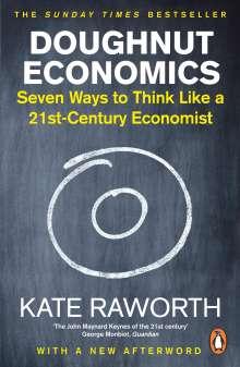 Kate Raworth: Doughnut Economics, Buch