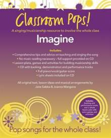 John Lennon (1940-1980): Classroom Pops! Imagine, Noten