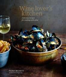 Fiona Beckett: Wine Lover's Kitchen, Buch