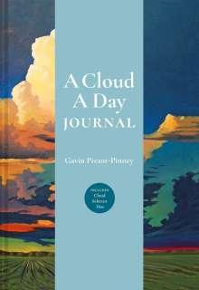 Gavin Pretor-Pinney: A Cloud a Day Journal, Buch