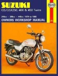 Haynes Publishing: Suzuki GS/GSX250, 400 & 450 Twins (79 - 85), Buch