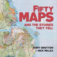 Jerry Brotton: Fifty Maps and the Stories they Tell, Buch
