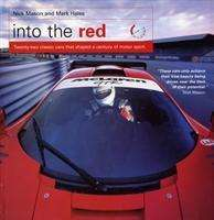 Nick Mason: Into the Red, Buch