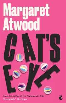 Margaret Atwood (geb. 1939): Cat's Eye, Buch