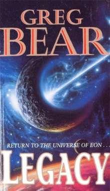 Greg Bear: Legacy, Buch