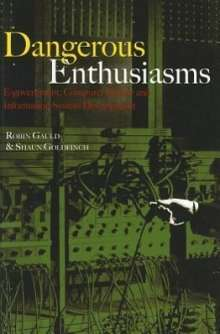 Dangerous Enthusiasms: E-Gover, Buch