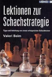Valeri Beim: Lektionen zur Schachstrategie, Buch