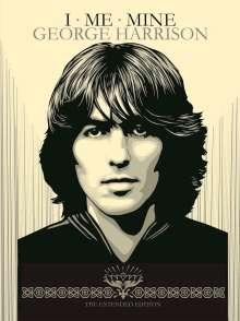 George Harrison: I, Me, Mine, Buch