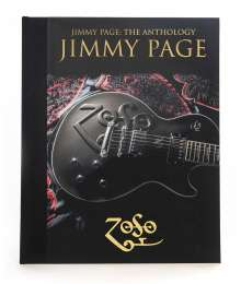 Jimmy Page: Jimmy Page: The Anthology, Buch