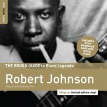 Robert Johnson (1911-1938): The Rough Guide To Blues Legends: Robert Johnson (remastered) (180g) (Limited Edition), LP