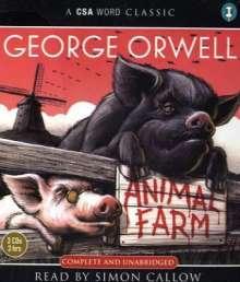 George Orwell: Animal Farm, 3 CDs