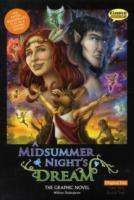 William Shakespeare: A Midsummer Night's Dream the Graphic Novel, Buch