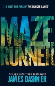 James Dashner: The Maze Runner 1, Buch