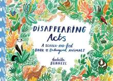 Isabella Bunnell: Disappearing Acts, Buch