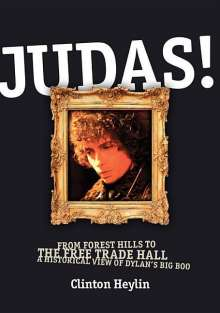 Clinton Heylin: Judas! From Forest Hills to the Free Trade Hall, Buch